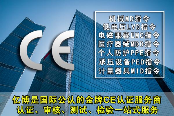 造纸机CE认证办理